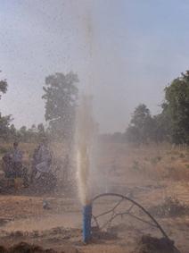 La Marche de l'eau